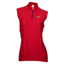 Biemme Sleevless Ladies Half Zip Jersey