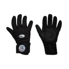 Biemme Black Windstopper Sky Run Winter Glove