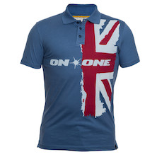 On-One GB Flag Polo Shirt