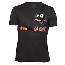 On-One Hairy Spider Bamboo T-Shirt 150g