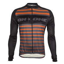 On One Stripe Sports-Wool Long Sleeve Jersey