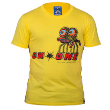 On-One Mombassa Spider Short Sleeved T Shirt
