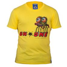 On-One Mombassa Spider Short Sleeved T Shirt
