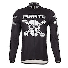 Pirate Classic Long Sleeve Jersey
