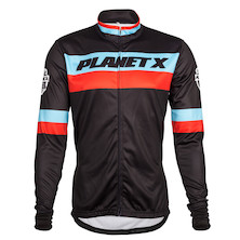 Planet X Italia Long Sleeve Jersey