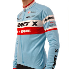 Planet X - Nalini Pro Team Long Sleeve Jersey