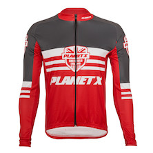 Planet X Shield Autumn-Spring Long Sleeve Jersey