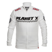 Planet X Simpson Track Top