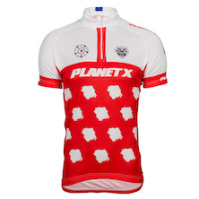 Planet X Yorkshire Polka Dot Jersey
