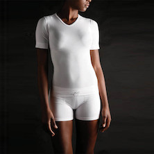 Razza Pura Women's Short Sleeve Base Layer