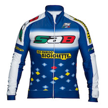 Sab Pro Level Squadra 90 Long Sleeve Jersey