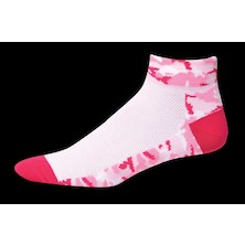Save Our Soles Camo-Powder Coolmax Socks