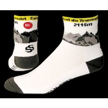 Save Our Soles Col du Tourmalet Coolmax Socks