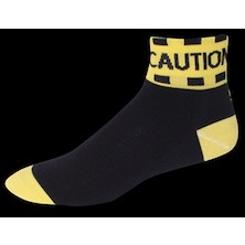 Save Our Soles Crime Scene Coolmax Socks