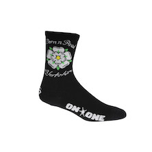 Save Our Soles On-One Yorkshire Rose Merino Wool Socks