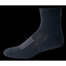 """Save Our Soles Pikes Peak 4"""" Merino Wool Socks"""