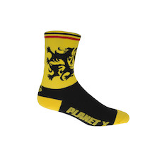 Save Our Soles Planet X Lion Of Flanders Coolmax Socks