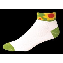 Save Our Soles Sunflower Womens Coolmax Socks