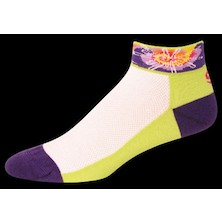 Save Our Soles Tie Dye By Hannah Womens Coolmax Socks
