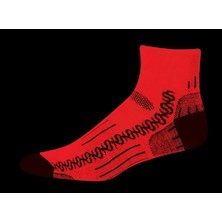 "Save Our Soles Tempo 2"" Sole Tech Wool Socks"