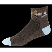 Save Our Soles Think Spring Wool Socks
