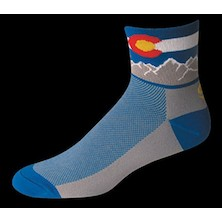 Save Our Soles Colorado Blue Coolmax Socks