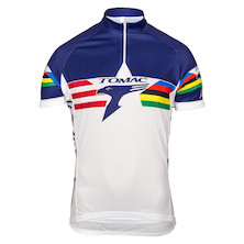 Tomac World Champ USA Short Sleeve Jersey