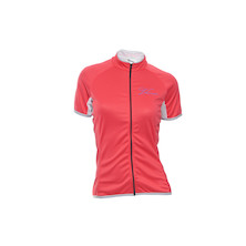 Vermarc Rapid Dry Short Sleeved Full Zip Ladies Jersey