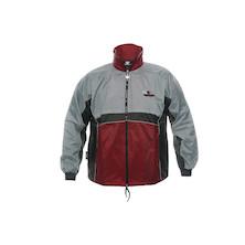 Vermarc Waterproof Long Sleeved Full Zip Junior Jacket