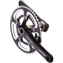 FSA Gossamer Cyclo Cross Chainset Megaexo