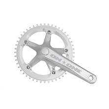 On-One External Bearing Track Crankset