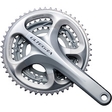 Shimano Ultegra 6703 Triple Road Chainset 52-39-30