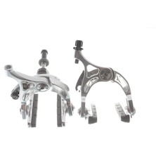 Planet X Ultra Light FORGED Brake Calipers Pair  Silver
