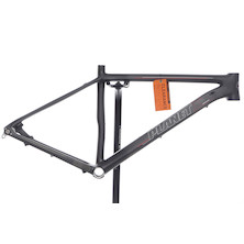 Planet X Sarto 29er Carbon Frame  Black With White And Red Decals