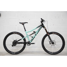 "214 - On One Codeine 27.5""/ Small / Green / Sram X5"