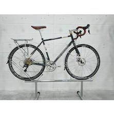 Holdsworth Stelvio / Medium / Charcoal / Shimano Ultegra 6800