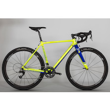 Planet X Kakaboulet Limited Edition Carbon Cyclocross / Medium / Team Carnac / Sram Rival 22