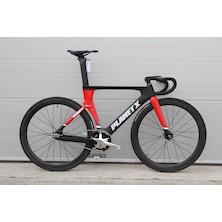 Planet X Koichi San 2 / Large / Black and Red / Track Bike