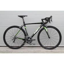 Planet X Maratona / Medium / Black And Green / Shimano Ultegra 6800