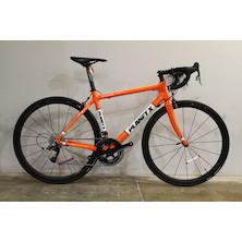 Planet X Pro Carbon SRAM Rival 11 Road Bike Med Seville Orange