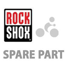 RockShox Lower Leg Reba 09-10, Tora XC/SL 2010 29er Disc Silver 80-120mm