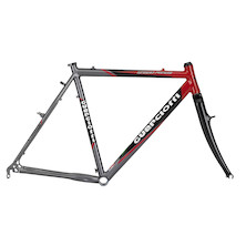 Guerciotti Cross Force Frame with Carbon Fork (Alloy Steerer) and Headset