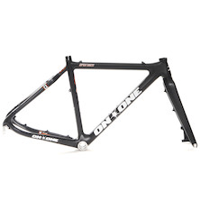 On-One Dirty Disco Carbon Cyclocross Disc Frame And Fork