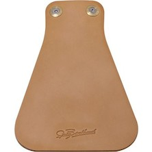 Gilles Berthoud Leather Mud Flap