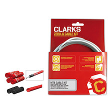 Clarks Pre-Lube Universal Gear Kit With Dirt Shield