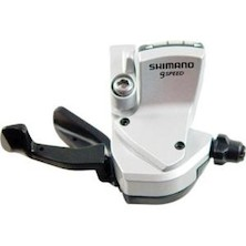 Shimano R441 Flat Bar Shifters- 27 Speed