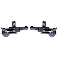 Sram SL-700 Flat Bar Road Trigger Shifter Set / 10x2 Spd / Black