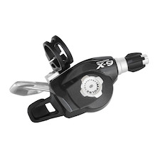 SRAM X9 Trigger Shifters With Clamps