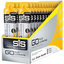 Science In Sport GO + L-Carnitine Gel