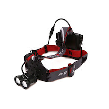 Ferei HL60 3500 Lumen LED Head Lamp